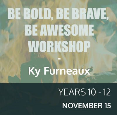 Strike Workshops with Ky Furneaux for teenage girls in Brisbane.