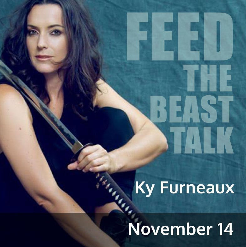 FUEL's Feed The Beast Talk events for teenage girls.