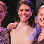 CQUniversity Sponsors with Stephanie Rice and FUEL's Founder